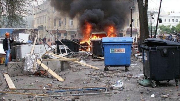 2 мая_Одесса_пожар
