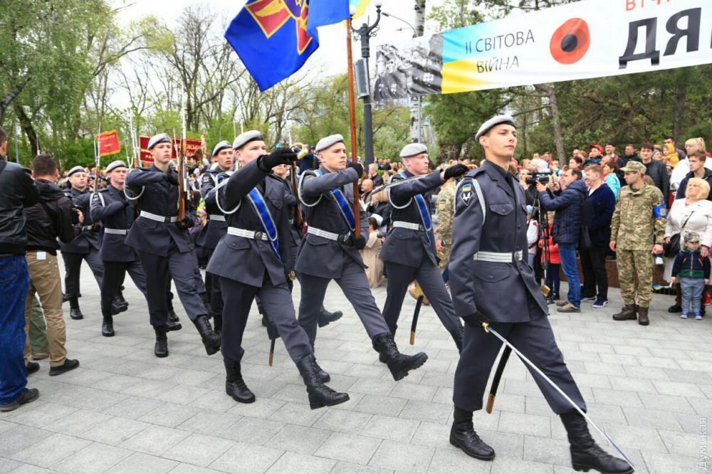 День победы в Одессе