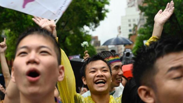 тайвань_однополые браки