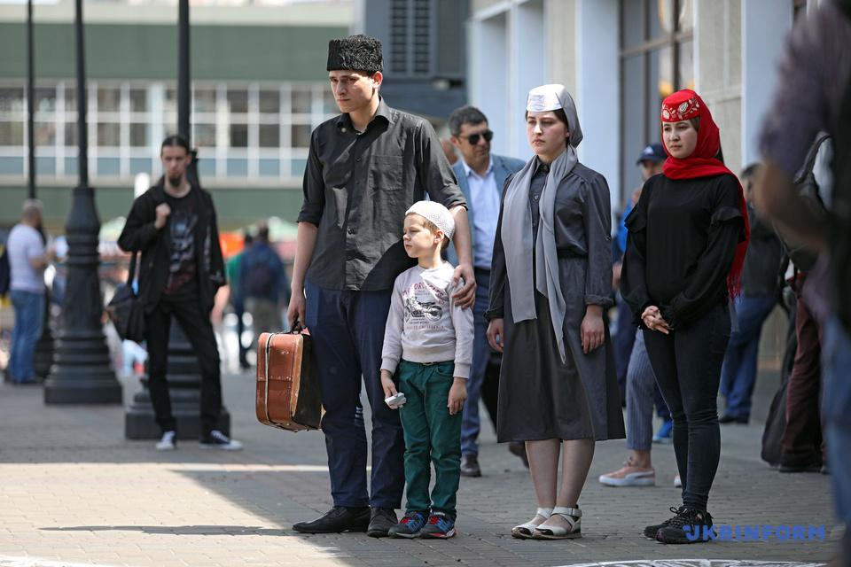 депортации крымскотатарского народа