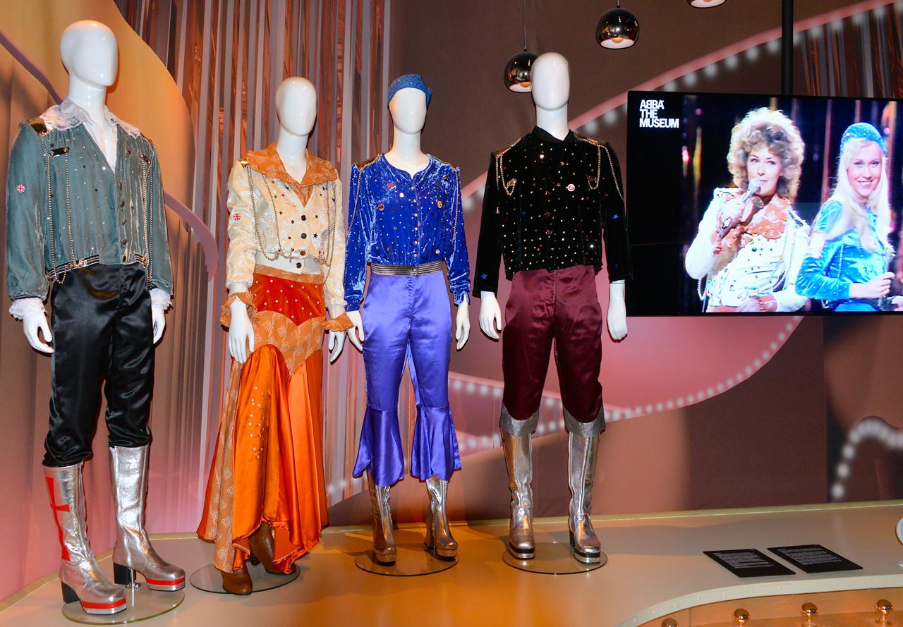 ABBA The Museum Waterloo