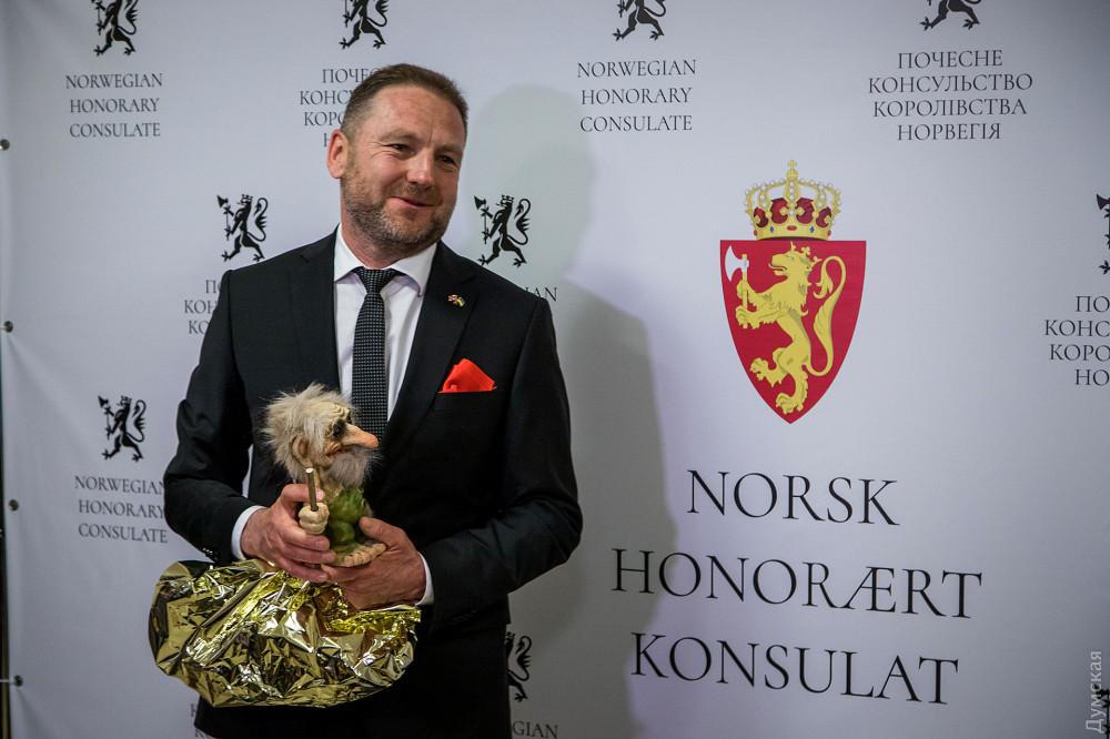 Консульство Норвегии 8