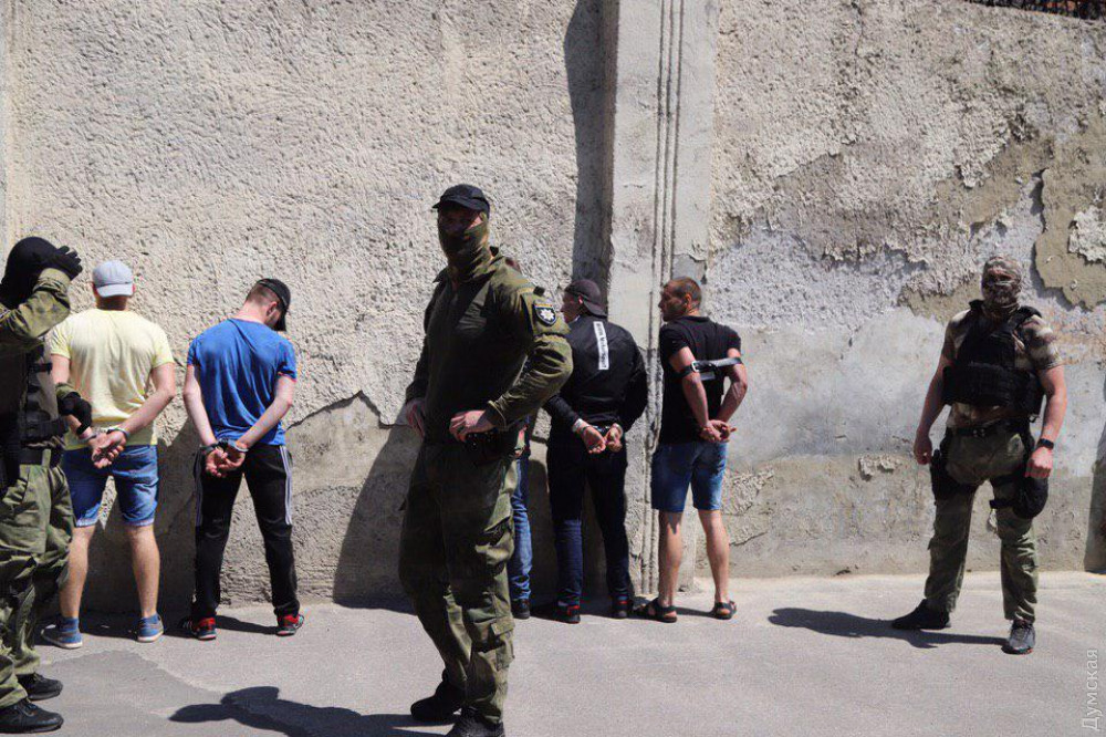 бунт_Одесса