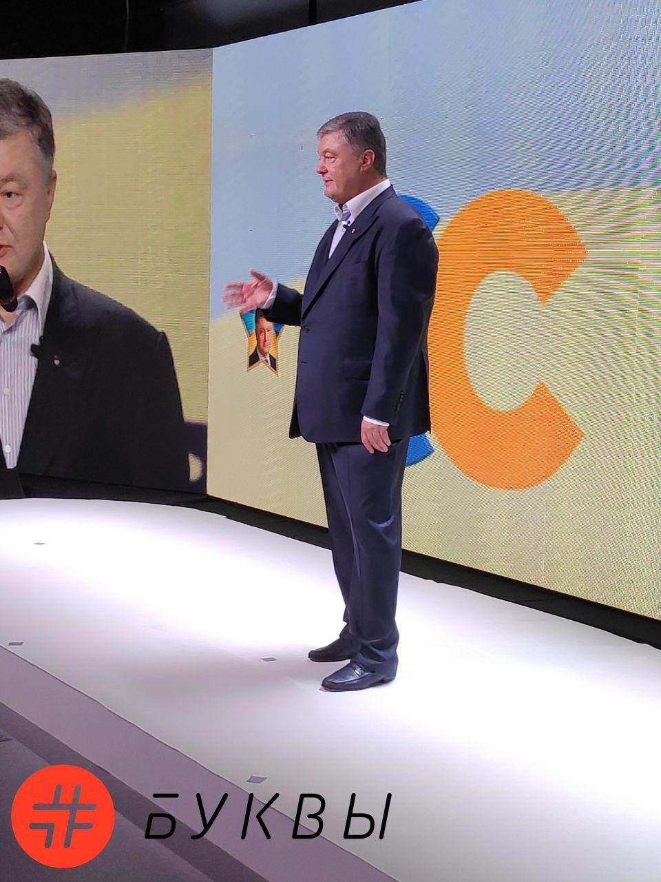 съезд Порошенко