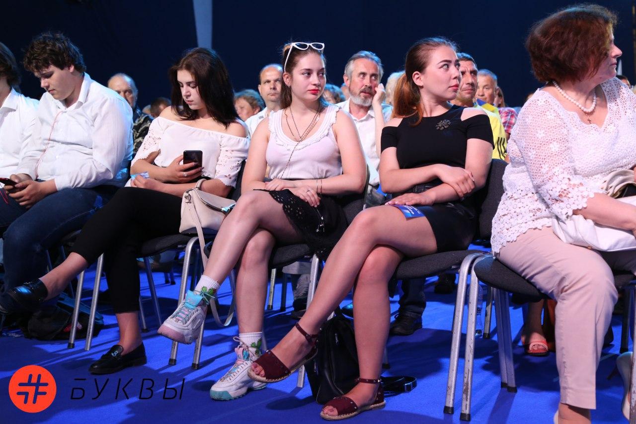 съезд Оппоблока_школьницы