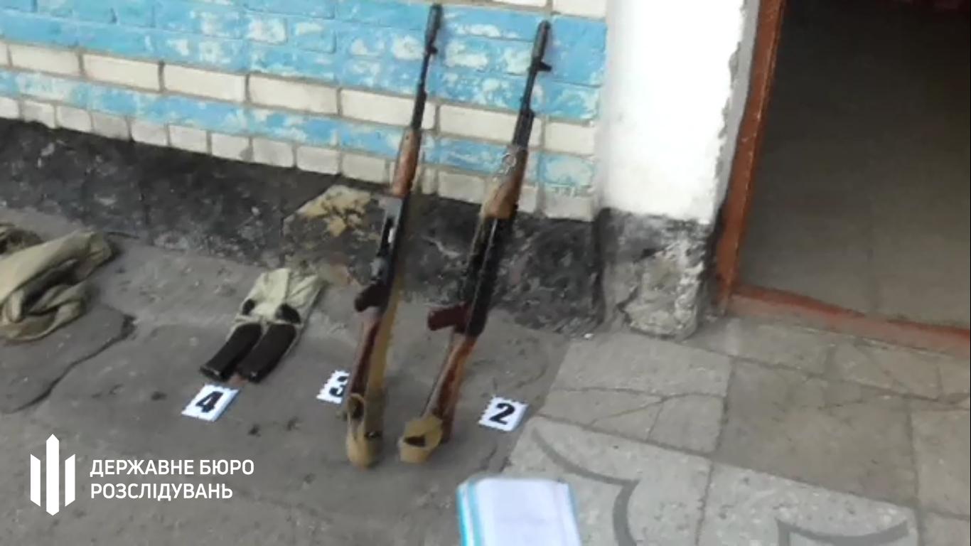 Застрелили солдата Львовская область 2
