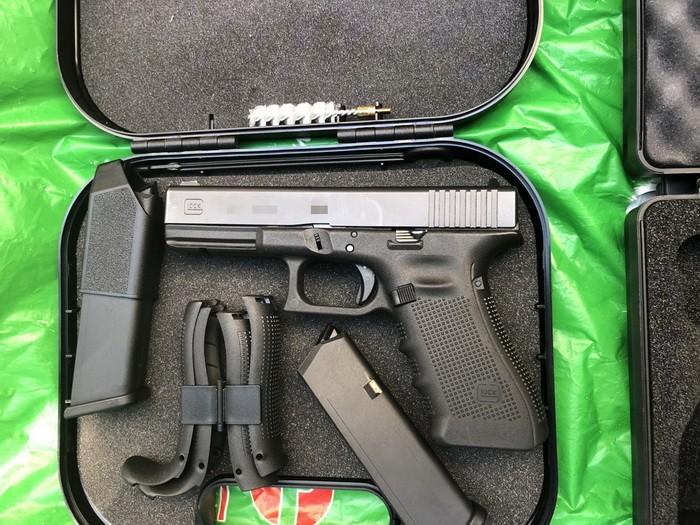 Оружие 3
