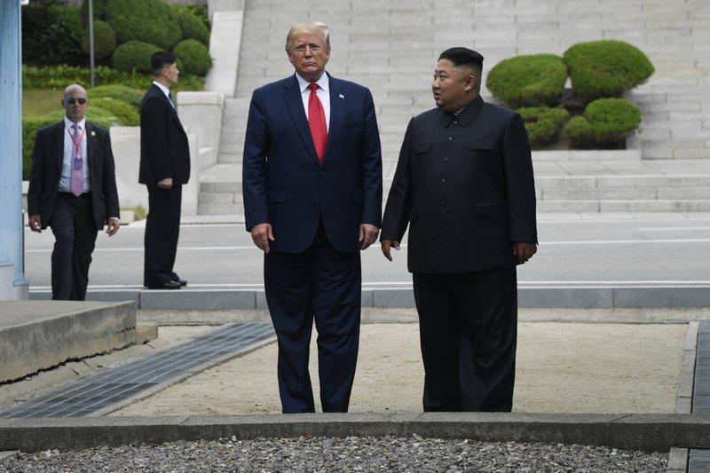 трамп_ким чен ын