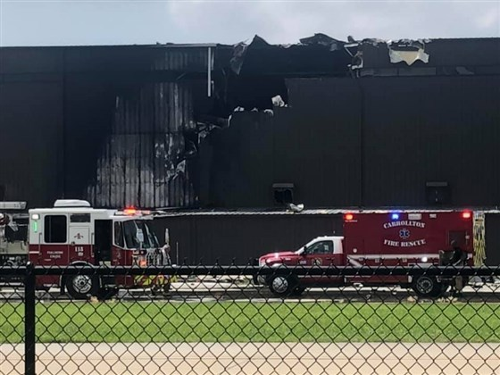plane crash addison texas