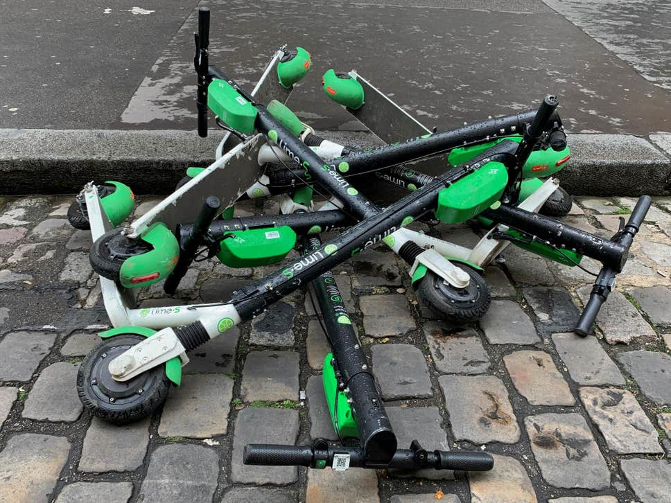 portugal scooters