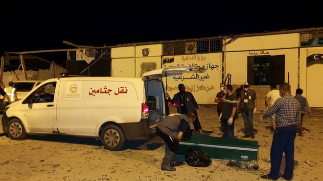 ливия_атаки_мигранты