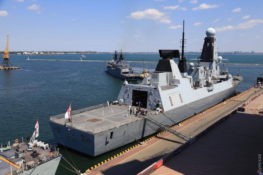 Корабли НАТО 10