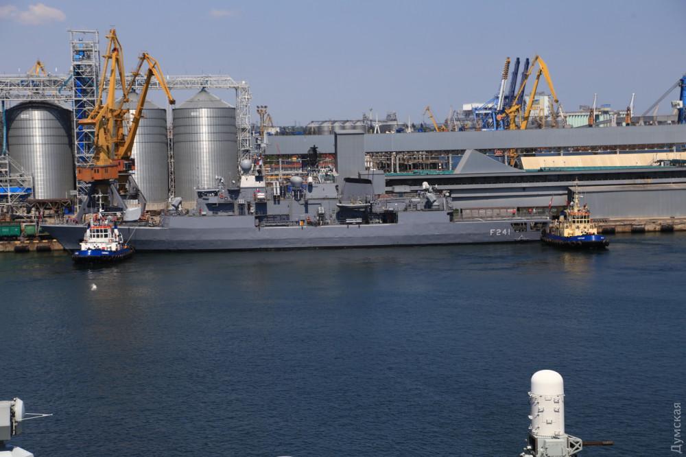 Корабли НАТО 11