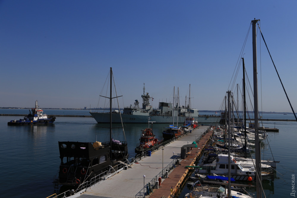 Корабли НАТО 2