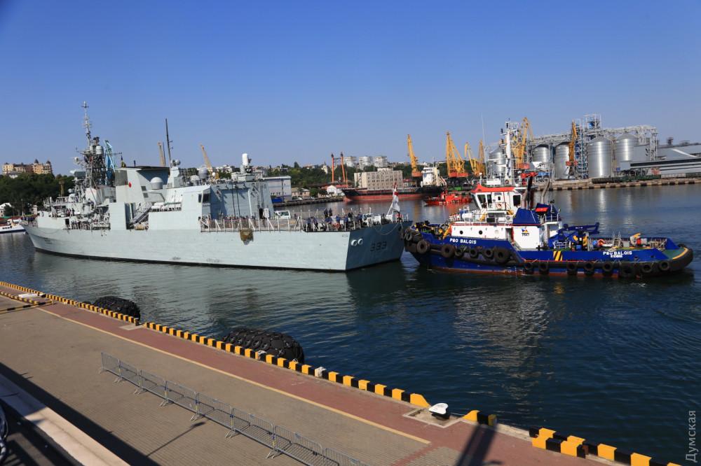 Корабли НАТО 3