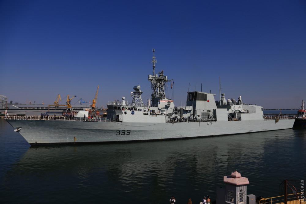 Корабли НАТО 5