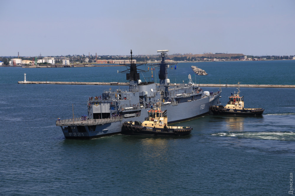 Корабли НАТО 6