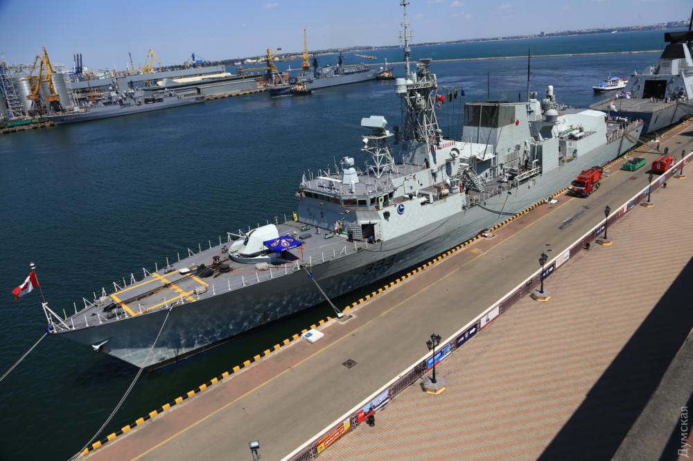 Корабли НАТО 7