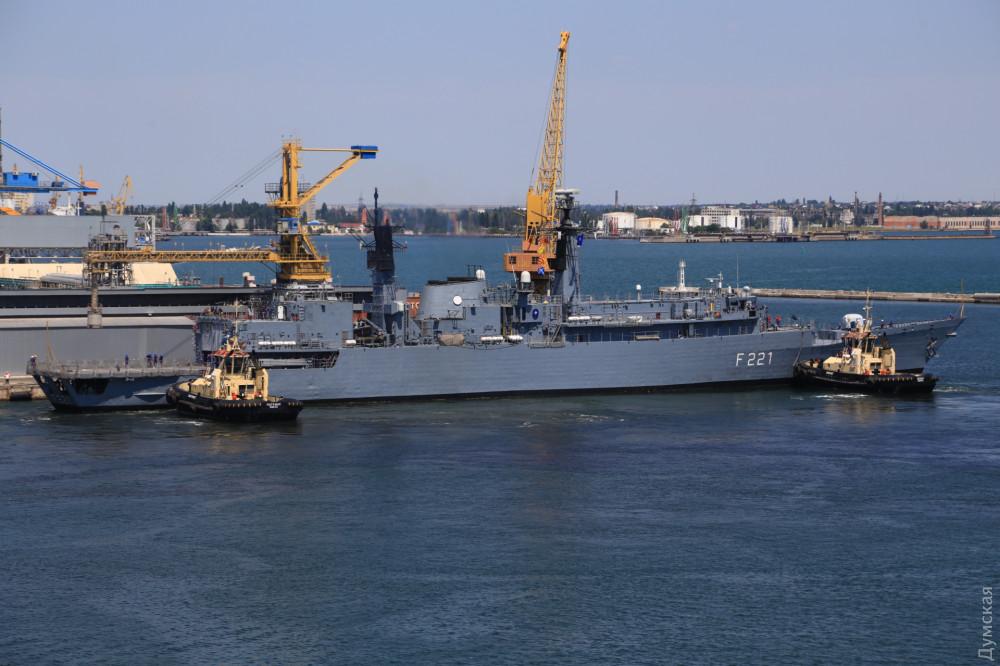 Корабли НАТО 9