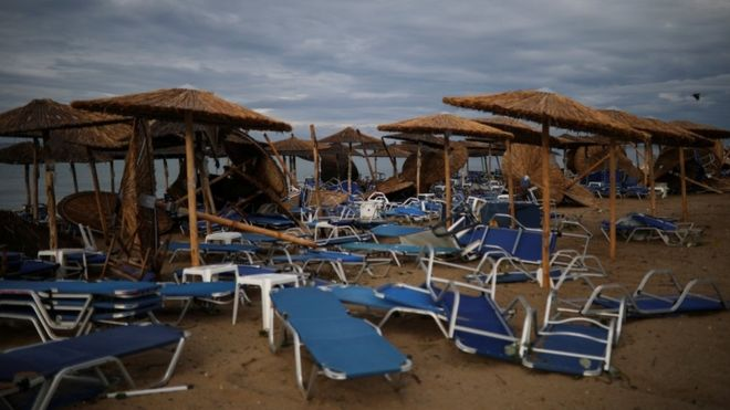 шторм греция2