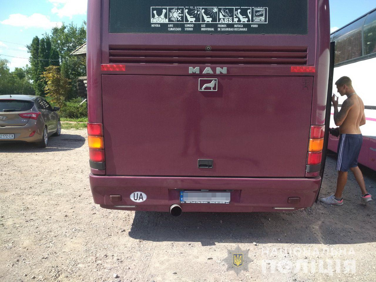 Автобусы 4