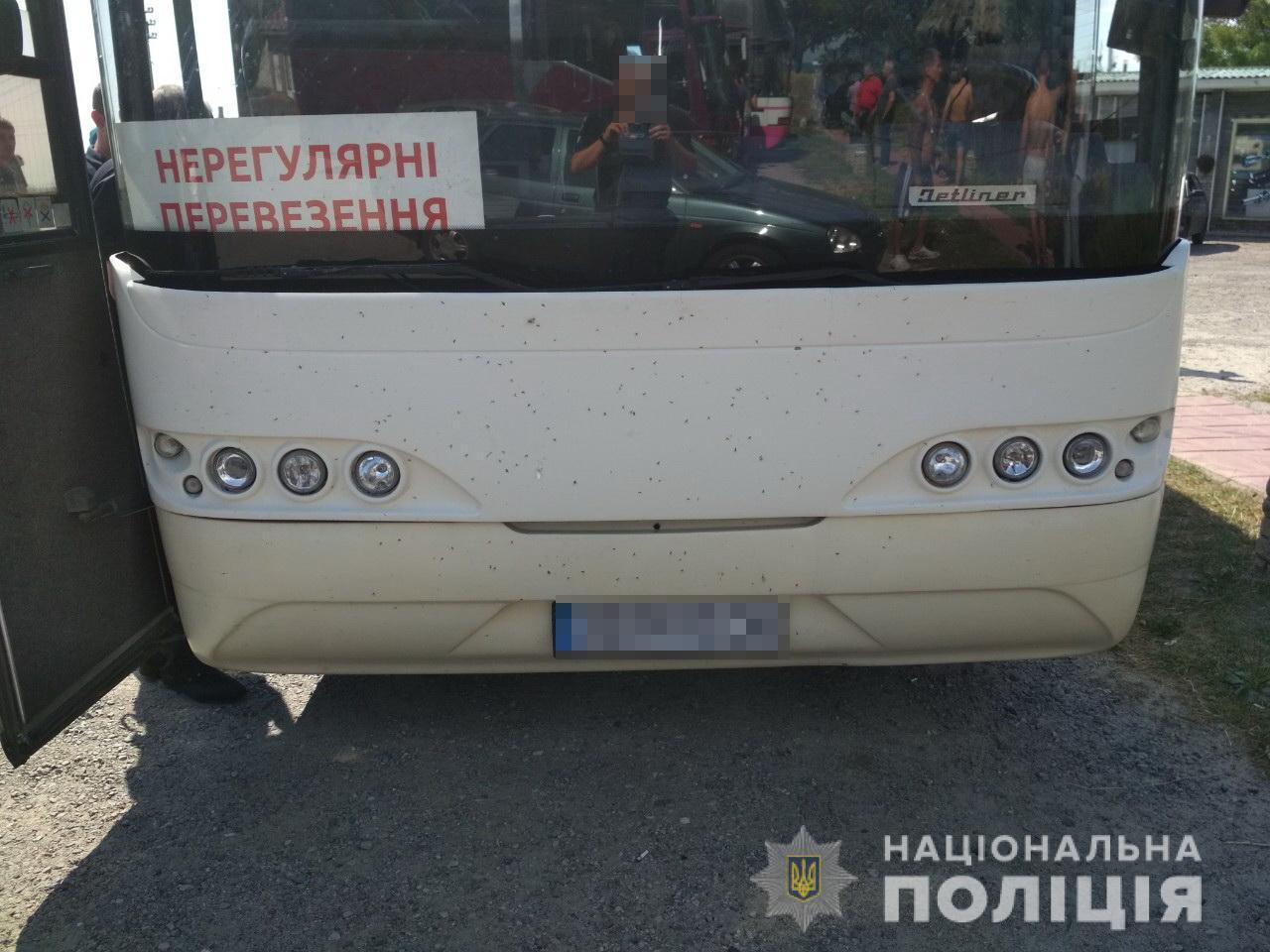 Автобусы 5