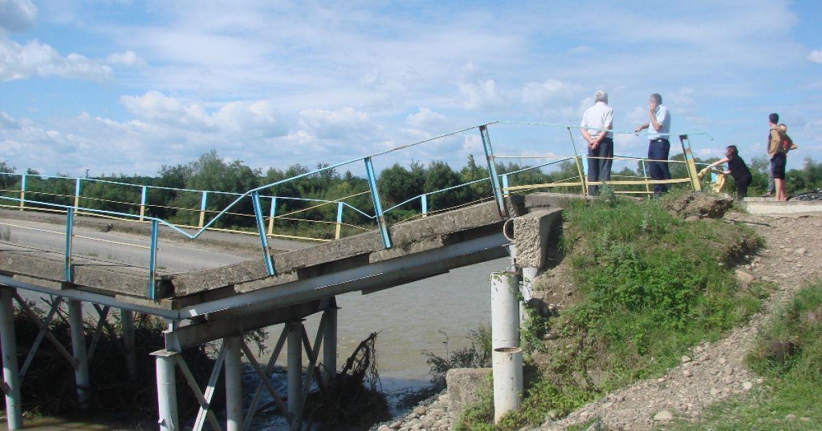 мост Чечва