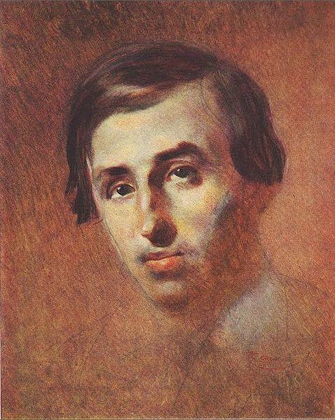 478px Shevchenko portret Kulisha