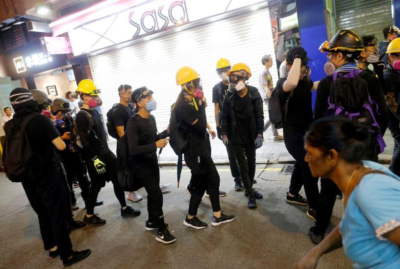 Гонконг15