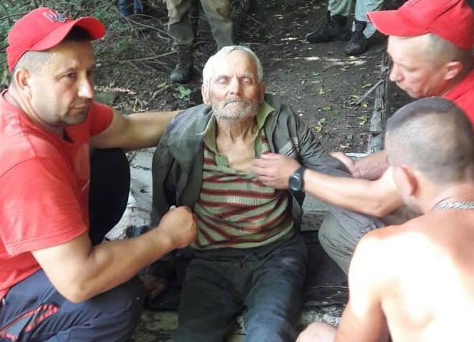 карпаты_дедушка_заблудился