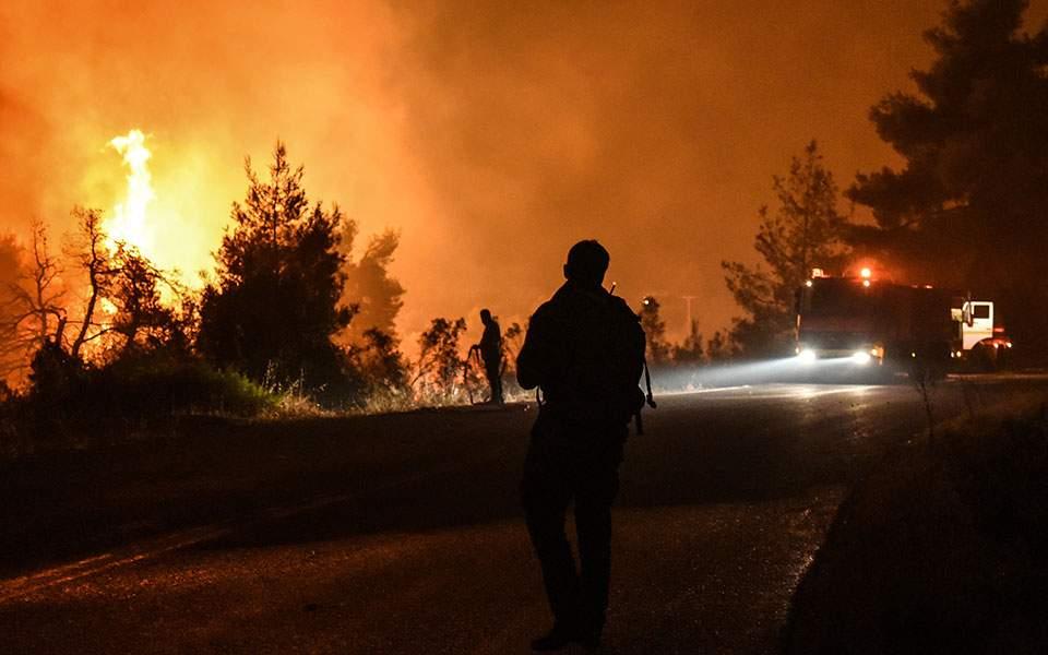 греция_лесные пожары