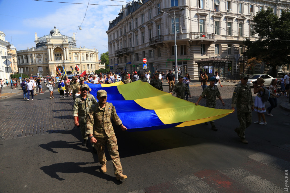 одесса_марш_день независимости